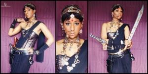 Bollywood steampunk